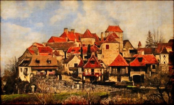 Village de Fleuris